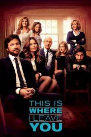 ครอบครัวอลวน This Is Where I Leave You (2014)