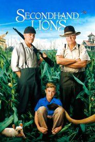 ผจญภัยเหนือทุ่งฝัน Secondhand Lions (2003)