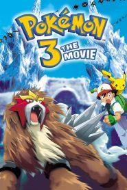 โปเกมอน เดอะมูฟวี่ 3 ตอน ผจญภัยบนหอคอยปีศาจ Pokémon 3: The Movie – Spell of the Unown (2000)