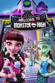 เวลคัม ทู มอนสเตอร์ไฮ กำเนิดโรงเรียนปีศาจ Monster High: Welcome to Monster High (2016)