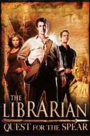 ล่าขุมทรัพย์สมบัติพระกาฬ The Librarian: Quest for the Spear (2004)