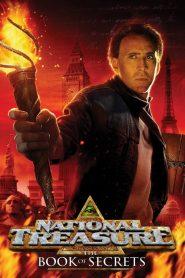ปฏิบัติการณ์เดือด ล่าบันทึกลับสุดขอบโลก National Treasure: Book of Secrets (2007)