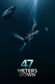 47 ดิ่งลึกเฉียดนรก 47 Meters Down (2017)
