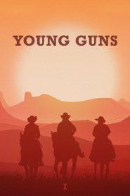 ล่าล้างแค้น แหกกฎเถื่อน Young Guns (1988)