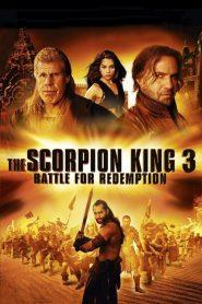เดอะ สกอร์เปี้ยน คิง 3 สงคราม แค้นกู้บัลลังก์เดือด The Scorpion King 3: Battle for Redemption (2012)