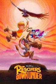 หนูหริ่งหนูหรั่งปฏิบัติการแดนจิงโจ้ The Rescuers Down Under (1990)