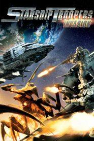 สงครามหมื่นขาล่าล้างจักรวาล 4: บุกยึดจักรวาล Starship Troopers: Invasion (2012)