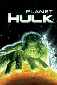มนุษย์ตัวเขียวจอมพลัง Planet Hulk (2010)