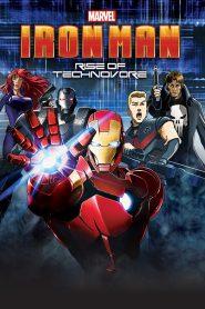 ไอออน แมน ปะทะ จอมวายร้ายเทคโนมหาประลัย Iron Man: Rise of Technovore (2013)